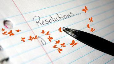 Déjà finies vos bonnes résolutions? Janvier n'est pas le mois adéquat