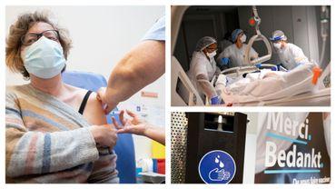 La situation vaccinale et épidémiologique a été abordée dans le point presse sciensano de ce 2 février