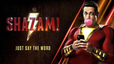 """""""Shazam!"""" se dévoile dans une nouvelle bande-annonce."""