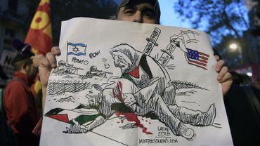 Violences à Gaza: la Turquie demande au consul israélien à Istanbul de partir temporairement