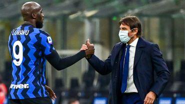 Romelu Lukaku privé de son entraîneur Antonio Conte, suspendu deux matchs