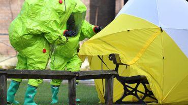 Les ministres des Affaires étrangères du G7 ont exhorté lundi la Russie à divulguer les détails de son programme d'armes chimiques Novitchok.