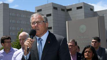 Le démocrate Jay Inslee, avait décrété un moratoire sur les exécutions en 2014. Jeudi, il a salué la décision de la cour.