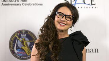 La soprano Sarah Brightman veut chanter dans l'espace en septembre