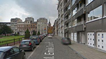 Les logements modulables seront situés place Emile Dupont (photo)