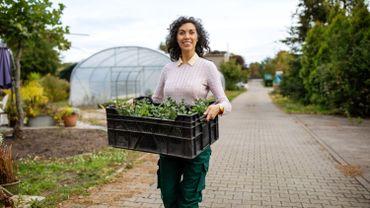 Des jardineries vous livrent à domicile.