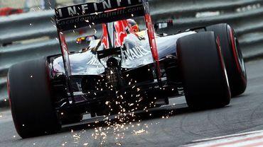 Comment les étincelles ont pénalisé Red Bull