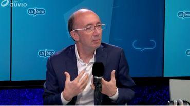 """cdH/PS: pour Rudy Demotte, """"c'est une vraie surprise vu le bon climat au sein du gouvernement"""""""