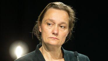 """""""Je ne suis pas le cache-misère des politiques"""", a déclaré Erika Vlieghe."""
