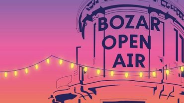 Bozar Open Air du 5 septembre au 18 octobre