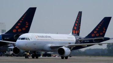 Huit vols annulés chez Brussels Airlines lundi en raison de grèves en Espagne
