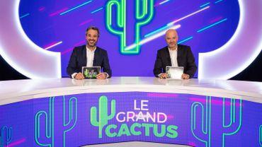 Faites partie du public virtuel du Grand Cactus!