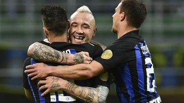 L'Inter Milan gagne aussi et est presque en C1