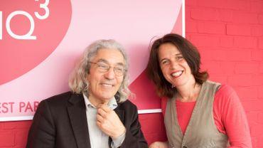 Boualem Sansal et Pascale Seys