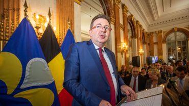 """Rudi Vervoort: """"Bruxelles n'a aucun problème de sécurité"""""""