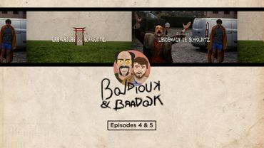 Boldiouk & Bradock [EPISODES 4 - 5] : Entrez dans le Schpountz !