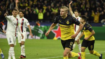 Dortmund-PSG : 2-1, Haland remet les Allemands devant d'une frappe sensationnelle (LIVE Commenté)