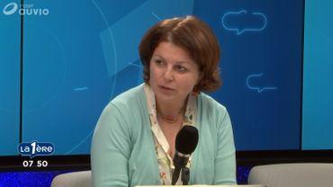 """Accord de gouvernement wallon: pour Marie-Hélène Ska, """"Le diable se cache dans le détail"""""""