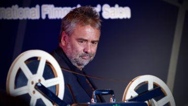 """Luc Besson tournera en France son film """"Valerian"""" à partir de janvier 2016"""