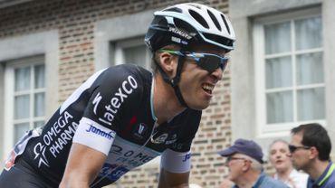 Cyclisme: La sixième étape du Dauphiné dans l'escarcelle de Bakelants