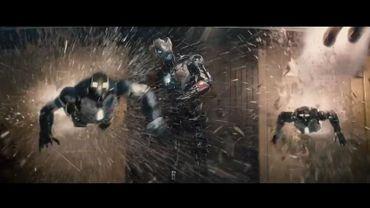 """Capture d'écran youtube du trailer de """"Avengers : l'ère d'Ultron"""""""