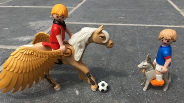 Le joueur belge Playmobil a les avantages