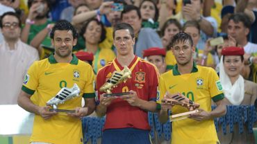 Fred, Torres et Neymar