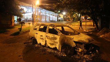 Un casse spectaculaire au Paraguay, avec quelque 50 criminels brésiliens et paraguayens.