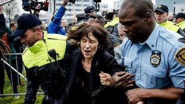 Hartmann a été condamnée par le Tribunal pour l'ex-Yougoslavie en 2009. L'ancienne correspondante avait refusé de payer une amende de 7000 euros.