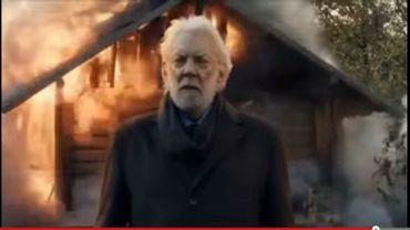 """Donald Sutherland tient l'un des rôles principaux de """"Crossing Lines"""", drama coproduit par la France, l'Allemagne et les États-Unis"""