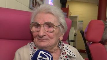 Madeleine Dullier, la doyenne des Belges, est décédée vendredi