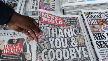 News of the World: le journaliste ayant révélé les écoutes retrouvé mort