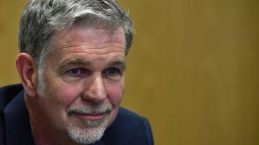 Reed Hastings, PDG de Netflix