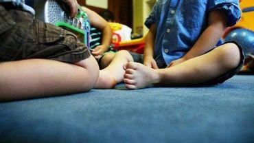 En Brabant Wallon, 40 % des enfants de 0 à 3 ans ont une place en milieu d'accueil (illustration).