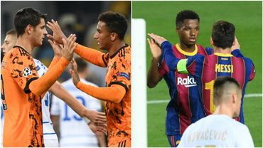 Morata double buteur, Fati et Messi marquent aussi