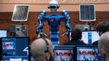 Même les astronautes verront certaines de leurs tâches effectuées par des robots