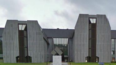 Palais de Justice de Huy (illustration)