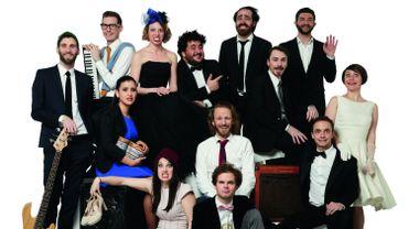 Le «Plan langue» géant des Franglaises, au Cirque Royal ce vendredi!