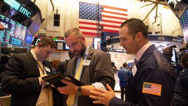 La Bourse de New York a fermé deux heures après l'annonce de Donald Trump