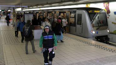 157 personnes ont été coincées entre les portes des métros en 2018.