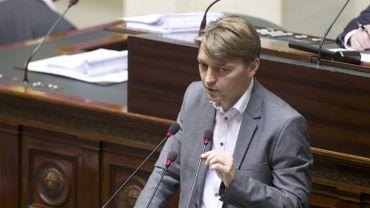 Le député fédéral socialiste Éric Thiébaut.
