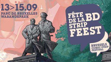 Concours Fête de la BD: un weekend à Bruxelles