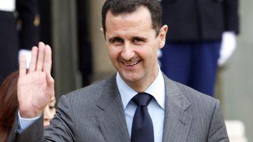 Le président syrien Bachar al-Assad a fait parvenir un message au pape François