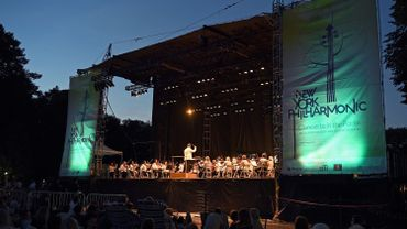 """L'Orchestre philharmonique de New York a levé 50 millions de dollars par le biais d'un nouveau fonds dont le lancement doit correspondre à """"une nouvelle ère de stabilité fiscale""""."""