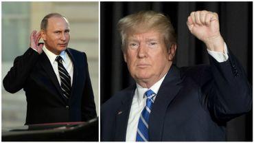 Vladimir Poutine-Donald Trump: le rapprochement se fera attendre