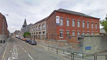 L'Institut Notre-Dame de Philippeville.
