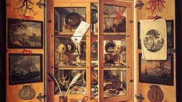 Le Cabinet de Curiosités de Domenico Remps, vers 1690