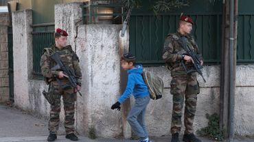 France: la garde à vue de l'adolescent ayant blessé un enseignant juif prolongée