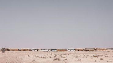 Jaber Al Azmeh, Border-lines