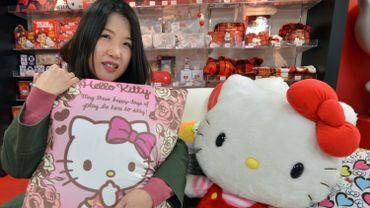 Hello Kitty, la petite chatte aux oeufs d'or, souffle ses 40 bougies